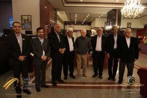 Dr. Mehmet Haberal-ِDr.malek hosseyni-Dr. Adibul Hasan Rizvi-Dr.aliakbarian-