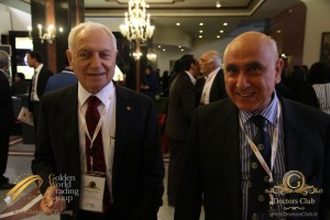 Dr. Mehmet Haberal-Dr shokoh amiri