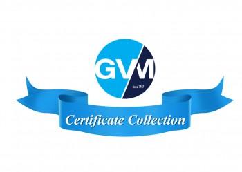 certificate GV