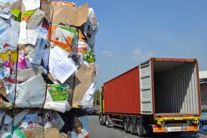 commercio-di-carta-container-export